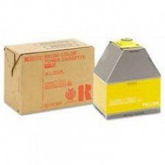 Ricoh 884901 (Type P1) Yellow OEM Laser Toner Cartridge