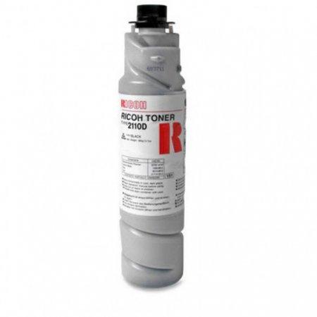Ricoh 885208 (Type 2110D) HY Black OEM Toner Cartridge
