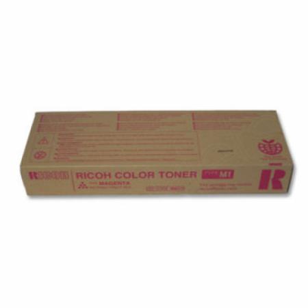 Ricoh 885319 (Type M1) Magenta OEM Laser Toner Cartridge
