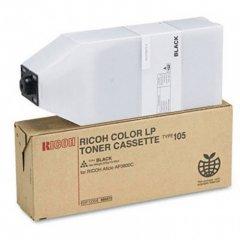 Ricoh 885372 (Type 105) Black OEM Laser Toner Cartridge