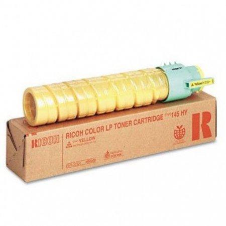 Ricoh 888309 (Type 145) HY Yellow OEM Toner Cartridge