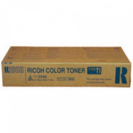 Ricoh 888482 (Type T1) Cyan OEM Laser Toner Cartridge