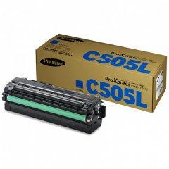 Samsung C505L Cyan Toner Cartridges