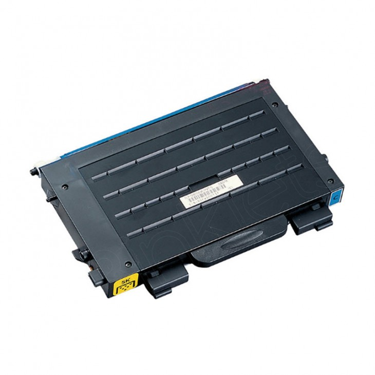 Samsung CLP-500D5C Cyan OEM Laser Toner Cartridge