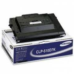 Samsung CLP-510D7K Black OEM Laser Toner Cartridge