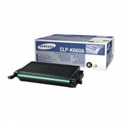 Samsung CLP-K660A Black OEM Laser Toner Cartridge