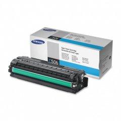 Samsung CLT-C506S Cyan OEM Laser Toner Cartridge