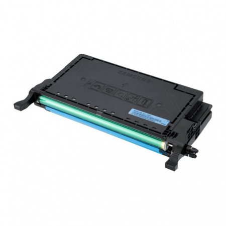 Samsung CLT-C609S Cyan OEM Laser Toner Cartridge