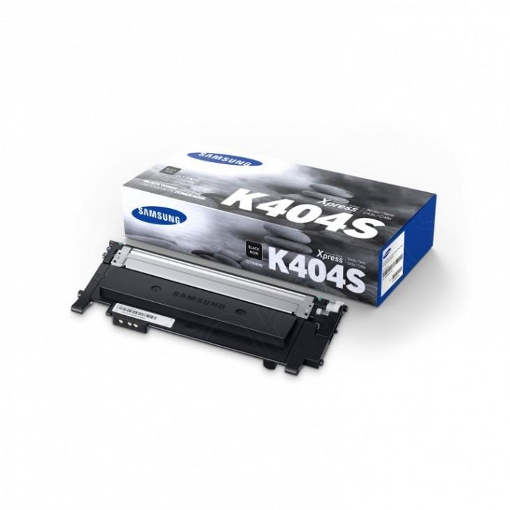 Samsung CLT-K404S Black OEM Laser Toner Cartridge