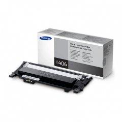 Samsung CLT-K406S Black OEM Laser Toner Cartridge