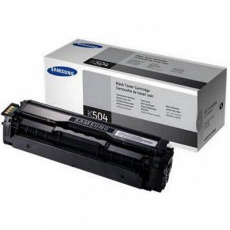 Samsung CLT-K504S Black OEM Laser Toner Cartridge