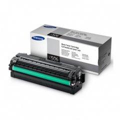Samsung CLT-K506L High-Yield Black OEM Toner Cartridge