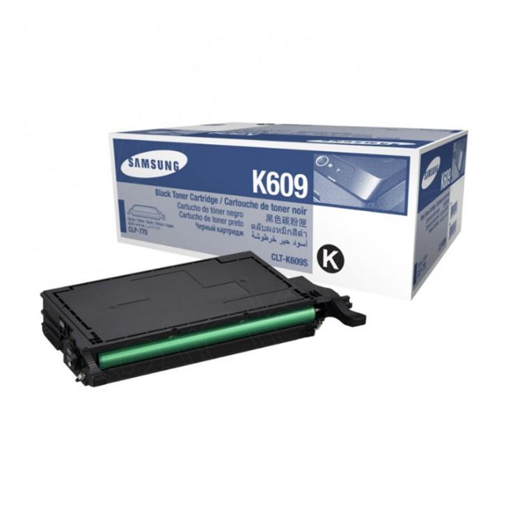 Samsung CLT-K609S Black OEM Laser Toner Cartridge