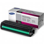 Samsung CLT-M504S Magenta OEM Laser Toner Cartridge