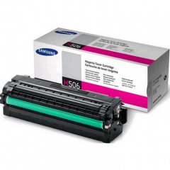 Samsung CLT-M506S Magenta OEM Laser Toner Cartridge