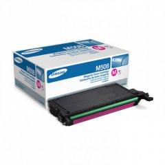 Samsung CLT-M508S Magenta OEM Laser Toner Cartridge