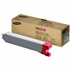 Samsung CLT-M659S Magenta OEM Toner Cartridge