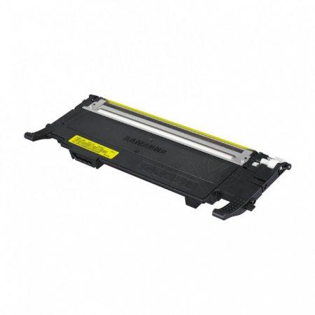 Samsung CLT-Y407S Yellow OEM Laser Toner Cartridge