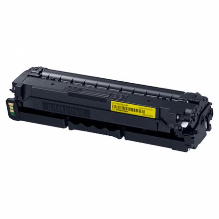 Samsung CLT-Y503S OEM Yellow Toner