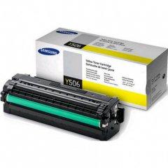 Samsung CLT-Y506L HY Yellow OEM Laser Toner Cartridge