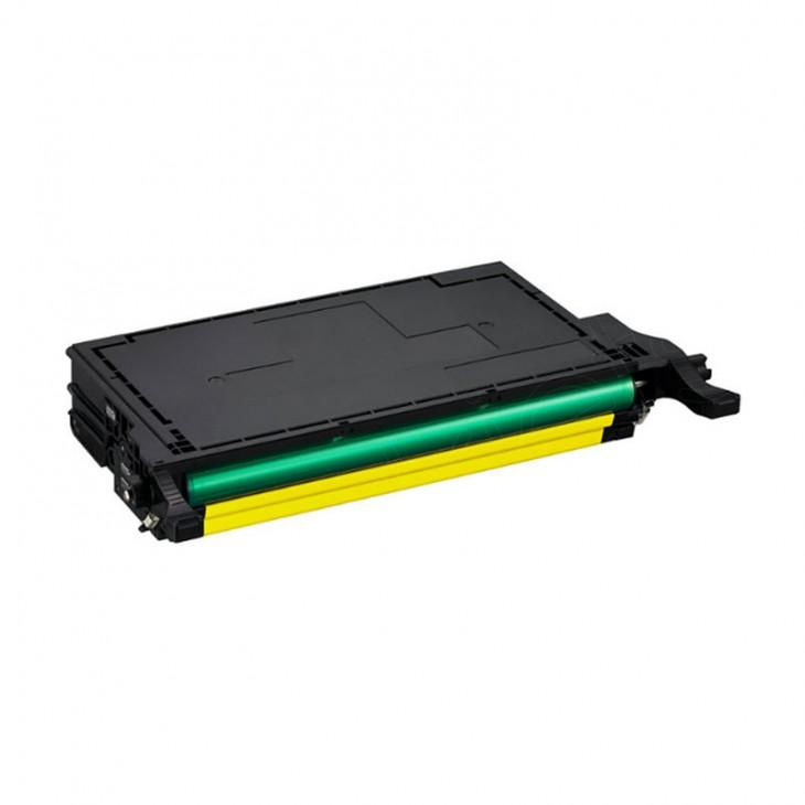 Samsung CLT-Y508L High Yield Yellow OEM Toner Cartridge