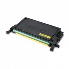 Samsung CLT-Y609S Yellow OEM Laser Toner Cartridge