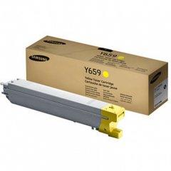 Samsung CLT-Y659S Yellow OEM Toner Cartridge