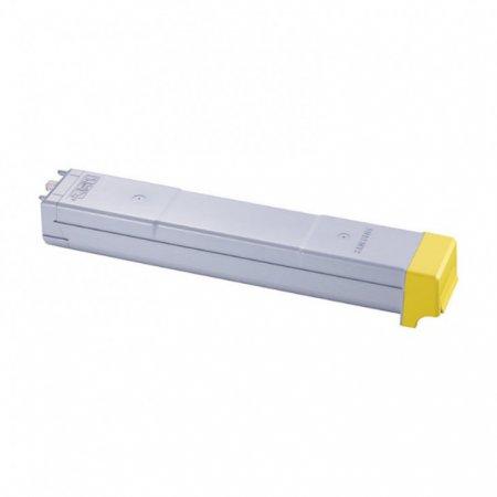 Samsung CLX-Y8540A Yellow OEM Laser Toner Cartridge