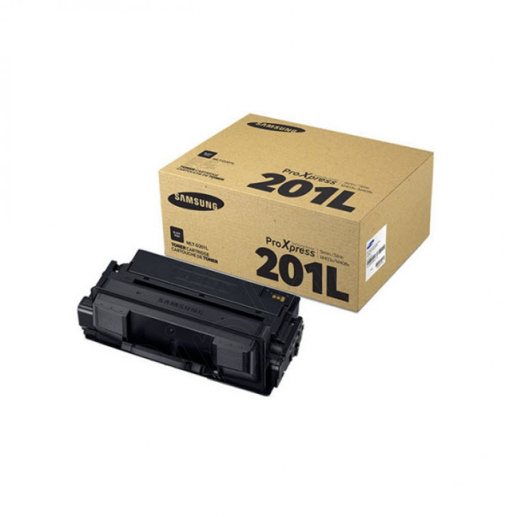 Samsung MLT-201L High Yield Black Toner Cartridges