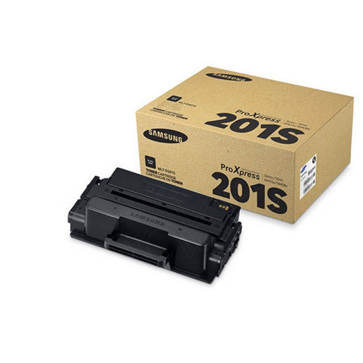 Samsung MLT-201S Black Toner Cartridges