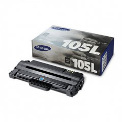 Samsung MLT-D105L High Yield Black OEM Toner Cartridge