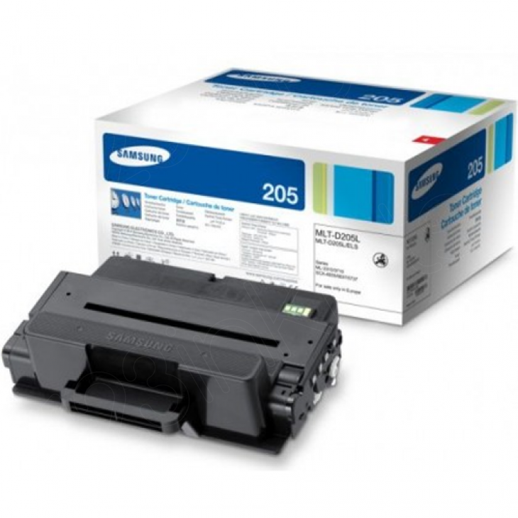 Samsung MLT-D205L High-Yield Black OEM Toner Cartridge