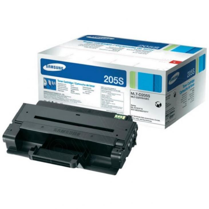 Samsung MLT-D205S Black OEM Laser Toner Cartridge