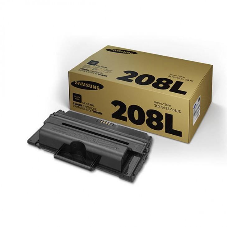 Samsung MLT-D208L High Yield Black OEM Toner Cartridge
