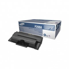 Samsung MLT-P208A Black Dual Pack OEM Laser Toner Cartridge