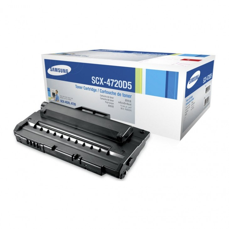 Samsung SCX-4720D5 High Yield Black OEM Toner Cartridge