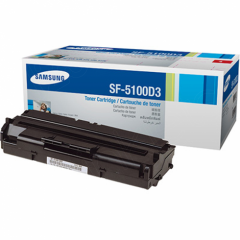 Samsung SF-5100D3 Black OEM Laser Toner Cartridge