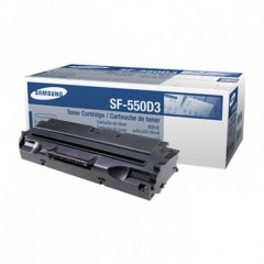 Samsung SF-550D3 Black OEM Laser Toner Cartridge