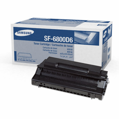 Samsung SF-6800D6 Black OEM Laser Toner Cartridge