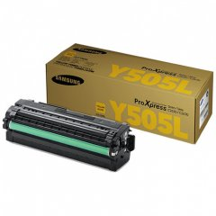 Samsung Y505L Yellow Toner Cartridges