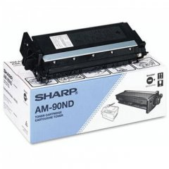 Sharp AM-90ND Black OEM Laser Toner Cartridge