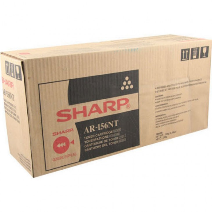 Sharp AR-156NT Black OEM Laser Toner Cartridge