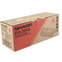 Sharp FO-29ND Black OEM Laser Toner Cartridge