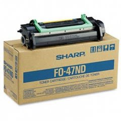 Sharp FO-47ND Black OEM Laser Toner Cartridge