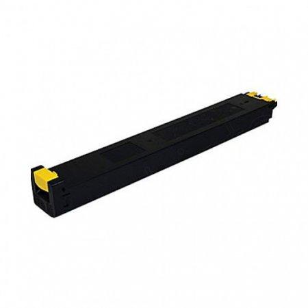 Sharp MX27NTYA Yellow OEM Laser Toner Cartridge