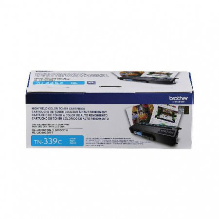 Super High Yield Cyan OEM Toner for Brother TN339C