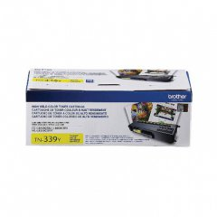 Super High Yield Yellow OEM Toner for Brother TN339Y