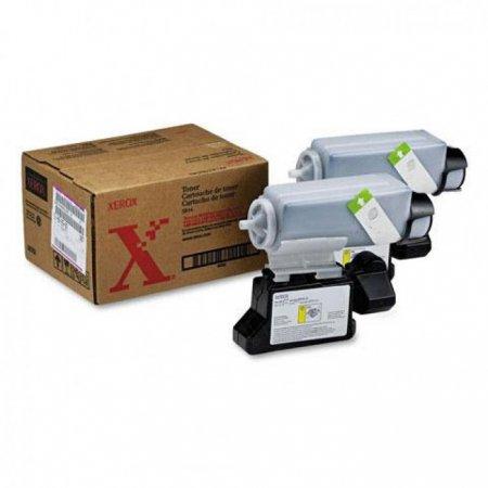 Xerox 006R00752 (6R752) Black OEM Toner Cartridge 2-Pack