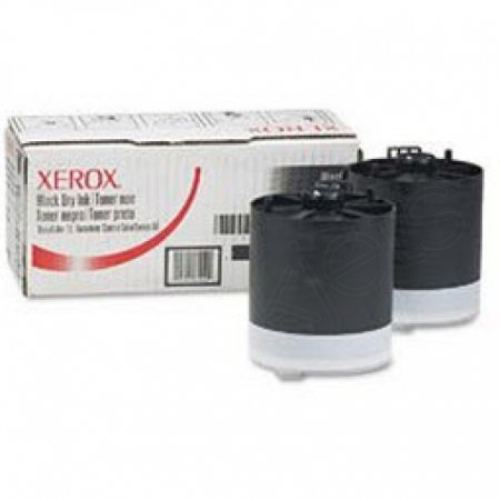 Xerox 006R01049 (6R1049) Black OEM Toner Cartridge 2-PK