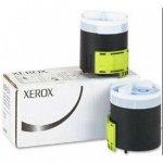 Xerox 006R01052 (6R1052) Yellow OEM Toner Cartridge 2-PK